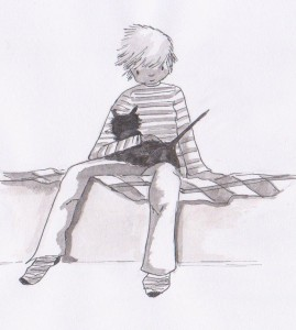 Mispoes-tekening